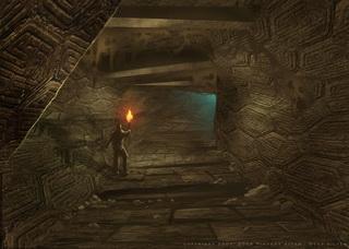 Подземелье игры RISEN