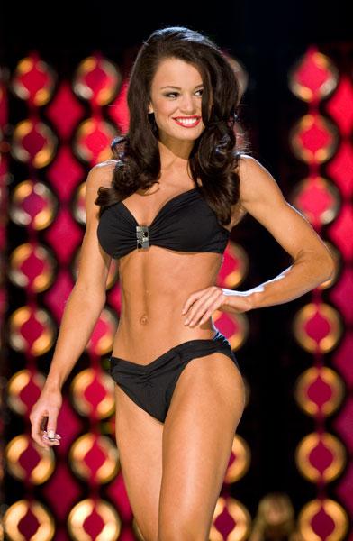 Ей чуть-чуть не хватило чтобы стать Мисс Америка 2011