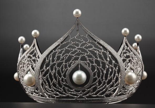 Корона самой красивой Мисс