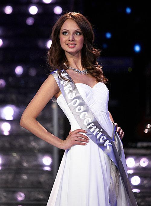 Конкурс Мисс Россия - 2011, свадебные платья