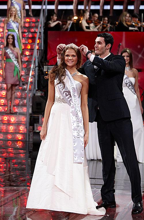 Первой вице-мисс стала Анастасия Машукова из Красноярска