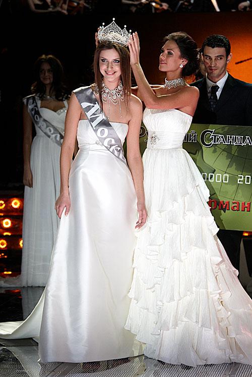 Мисс Россия - 2011 Наталья Кантемурова из Москвы