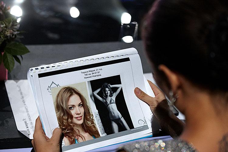 Конкурс Мисс Россия - 2011, Красивые и не только