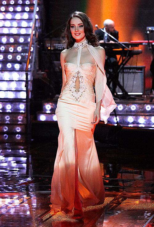 Конкурс Мисс Россия - 2011, вечерние платья