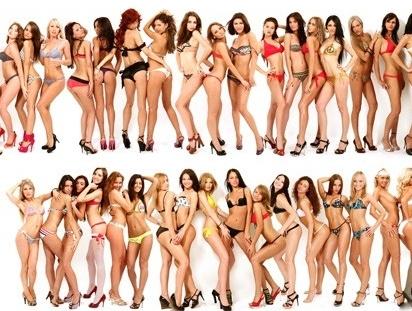 Девушки, девушки и еще раз девушки