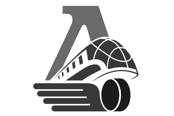 "Логотип Хоккейного клуба ""Локомотив"""