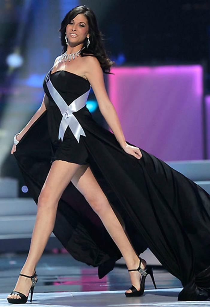 Элиза Торрини - Мисс Италия