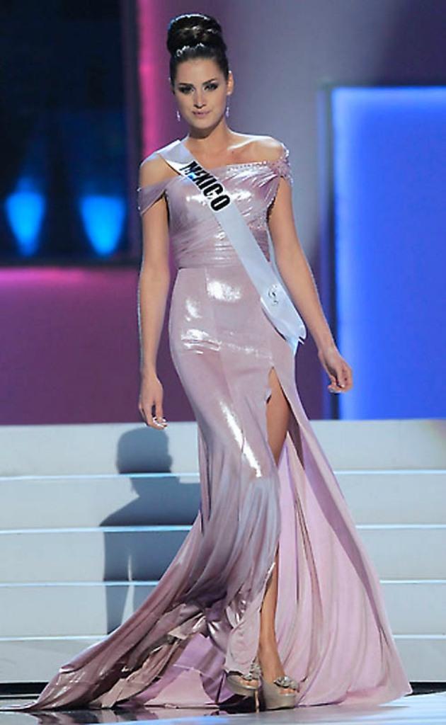 Карин Онтиверос - Мисс Мексика