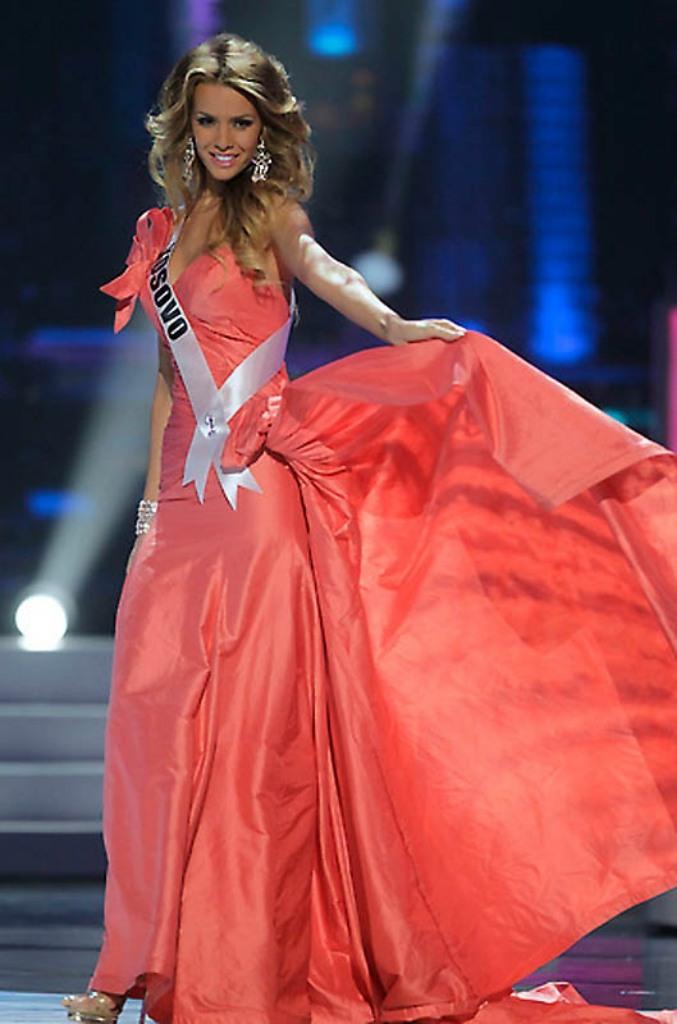 Афердита Дрешаи - Мисс Косово