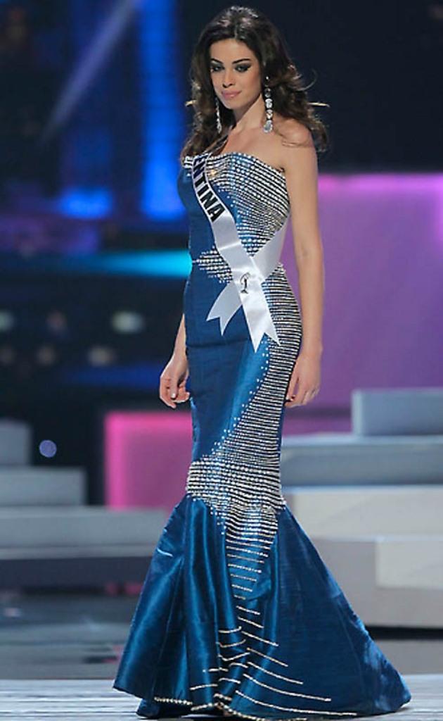 Наталия Родригес - Мисс Аргентина