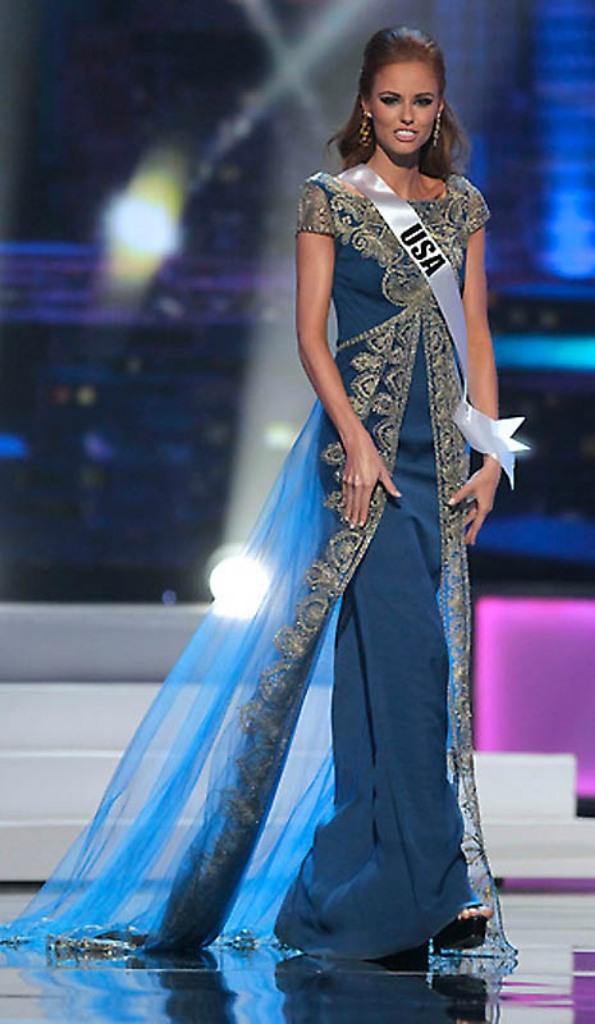 Алисса Кампанелла - Мисс США