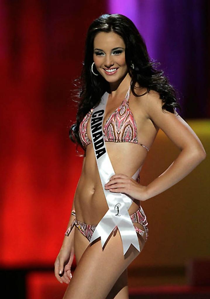 Челси Дурочер - Мисс Канада