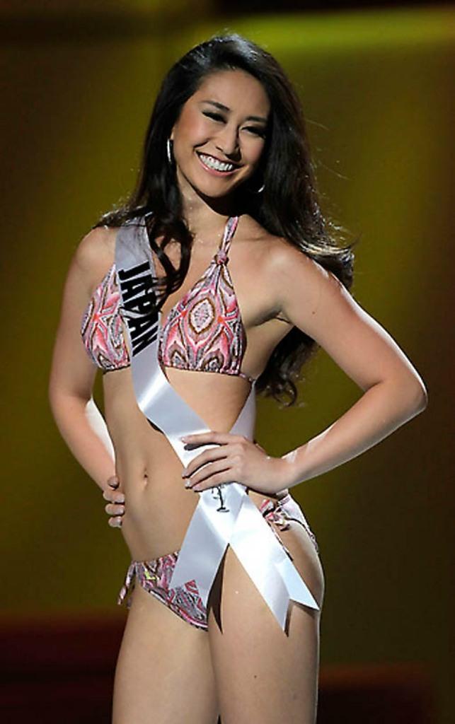 Мария Камияма - Мисс Япония