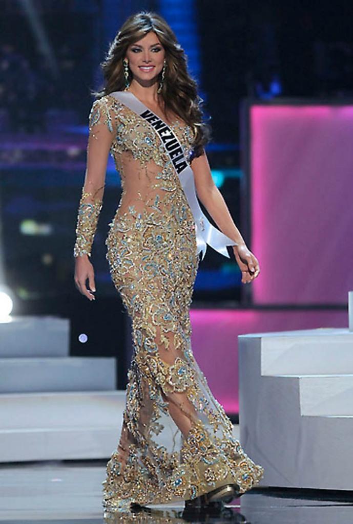Ванесса Гонкалвес - Мисс Венесуэла