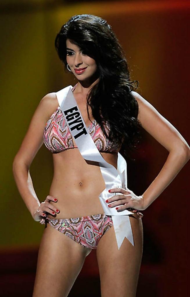 Сара Эль Кхули - Мисс Египет