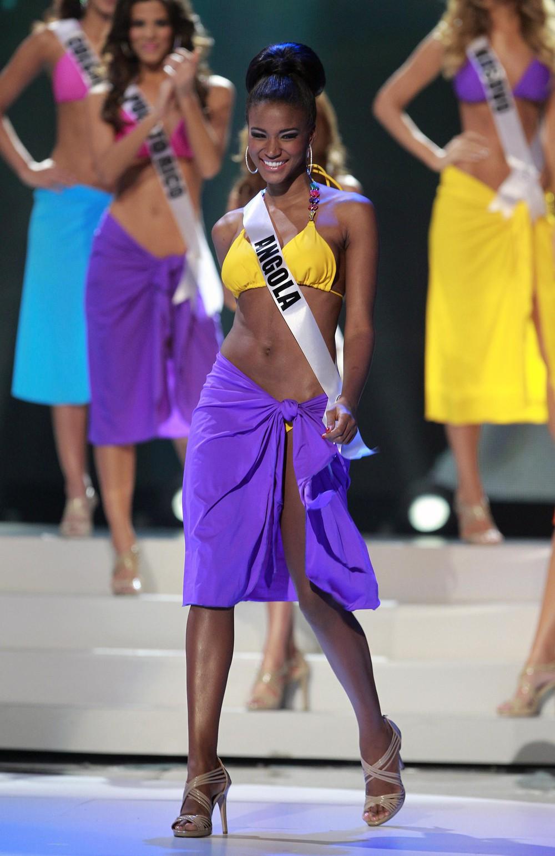 Мисс Ангола - Мисс Вселенная 2011
