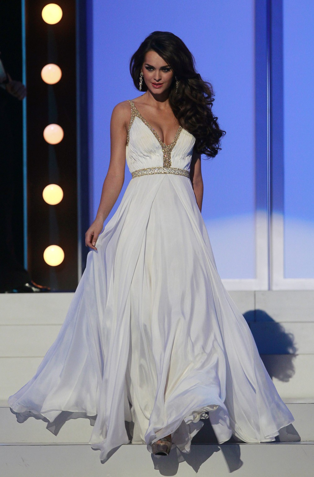 Мисс Украины достойа звания Мисс Вселенная