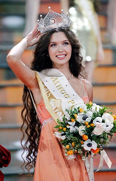 Елизавета Голованова - Мисс Россия 2012