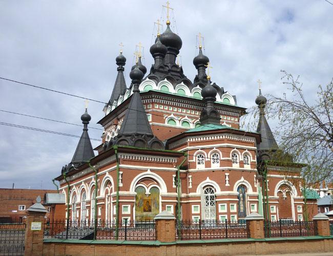 Серафимовская церковь, г.Киров