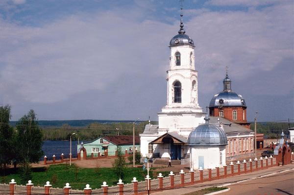 Никольский собор, г. Вятские Поляны