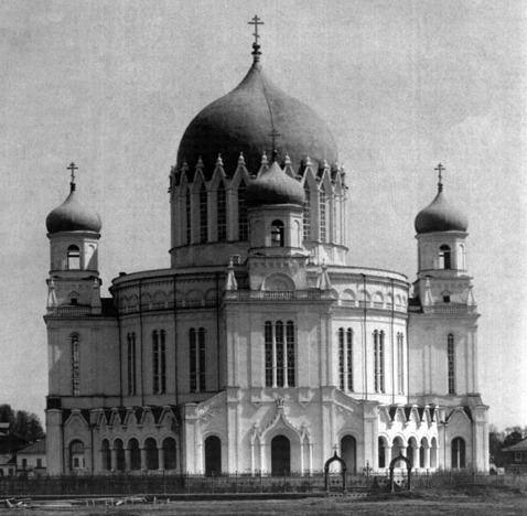Александро-Невский собор г.Вятки