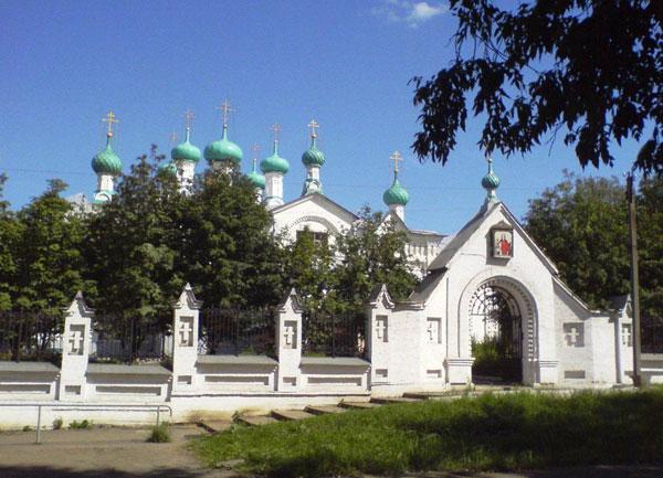 Свято-Екатерининский собор, г. Слободской
