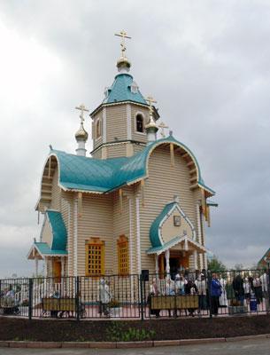 Феодоровская церковь, г.Киров