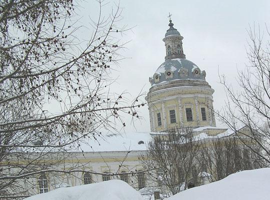 Вознесенская церковь, с.Каринка, Кирово-Чепецкий р-н