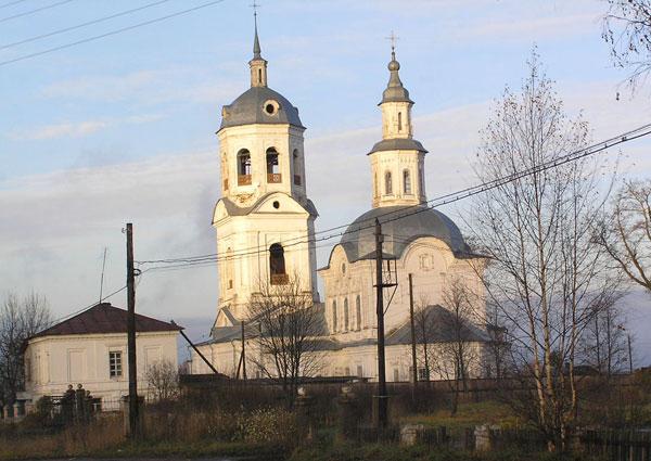 Церковь Зосимы и Савватия Соловецких, Оричевский район, пос.Коршик