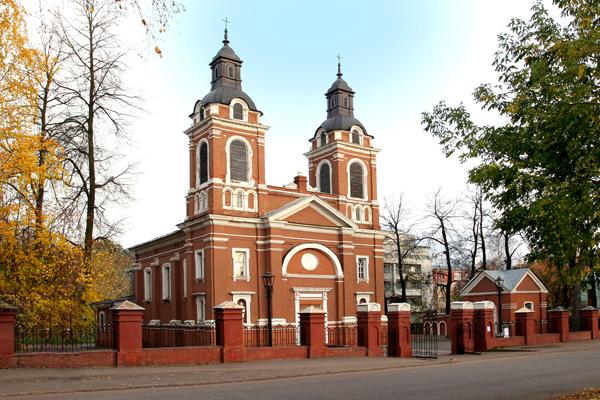 Александровский костел, г.Киров