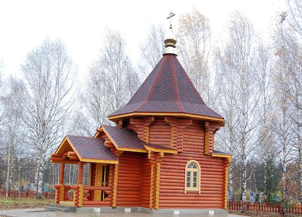 Часовня памяти Новомучеников российских, г.Котельнич