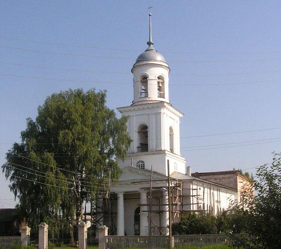 Рождества Богородицкая церковь, г. Орлов