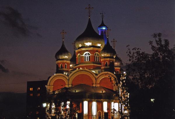 Храм Св. Великомученика Пантелеймона Целителя, г.Киров