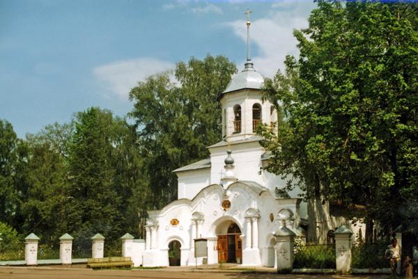 Троицкая церковь (1775 г), г. Слободской