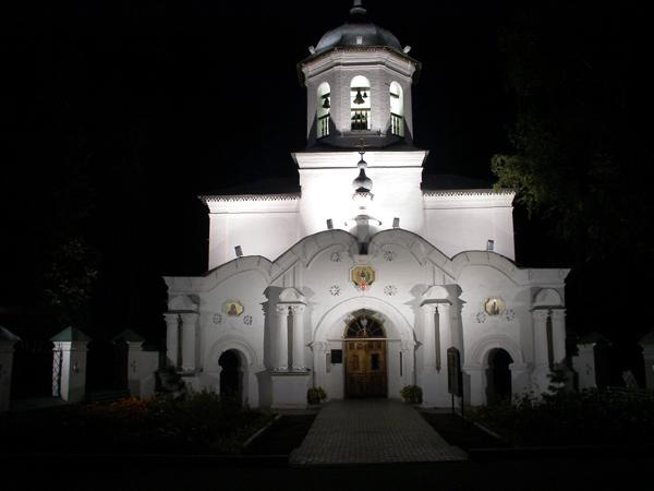 Троицкая церковь, г. Слободской