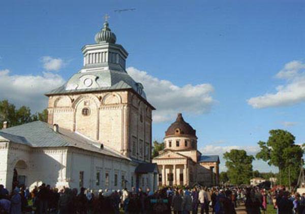Храмовый комплекс села Великорецкое, крестный ход