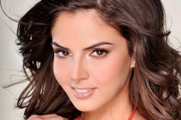 Мисс Мексика 2012