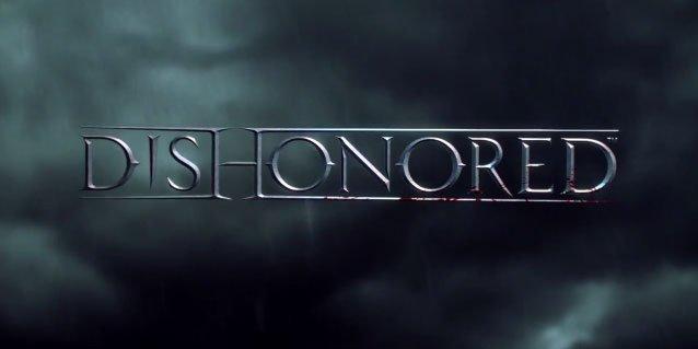 Логотип Dishonored
