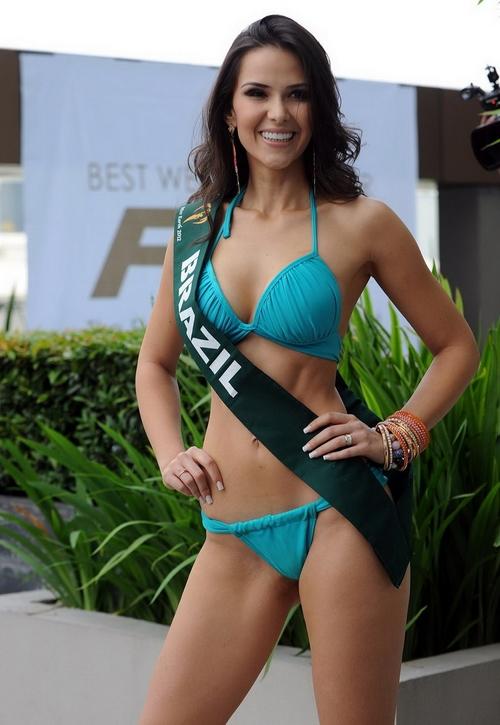 Мисс Планета 2012 - Бразилия