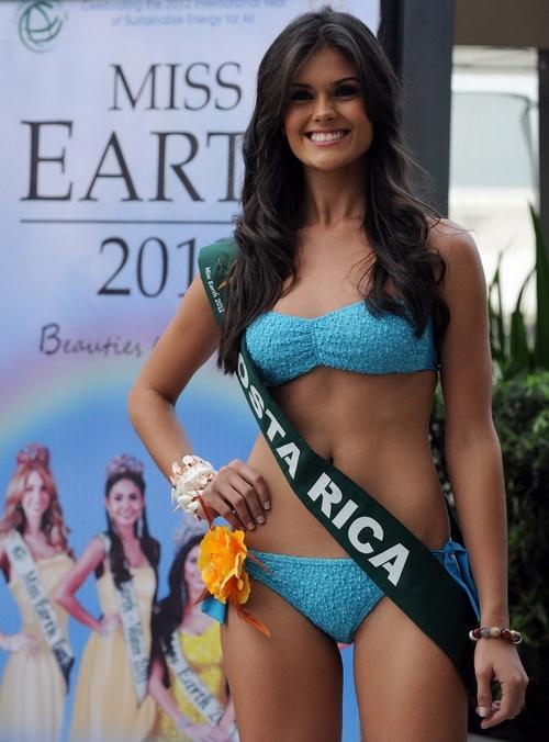 Мисс Планета 2012 - Коста-Рика