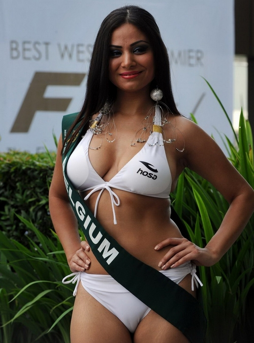 Мисс Планета 2012 - Бельгия