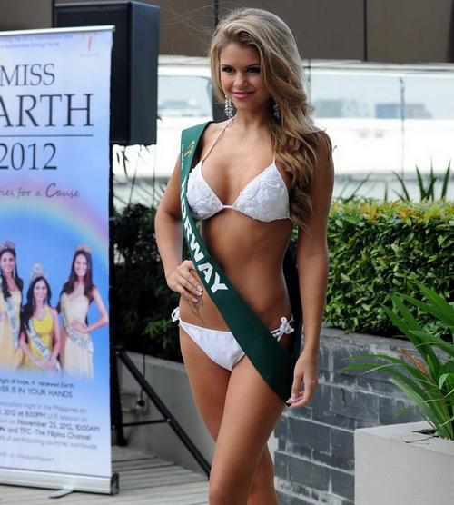 Мисс Планета 2012 - Норвегия
