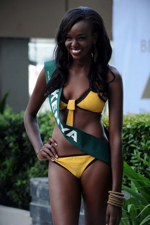 Мисс Планета 2012 - Кения