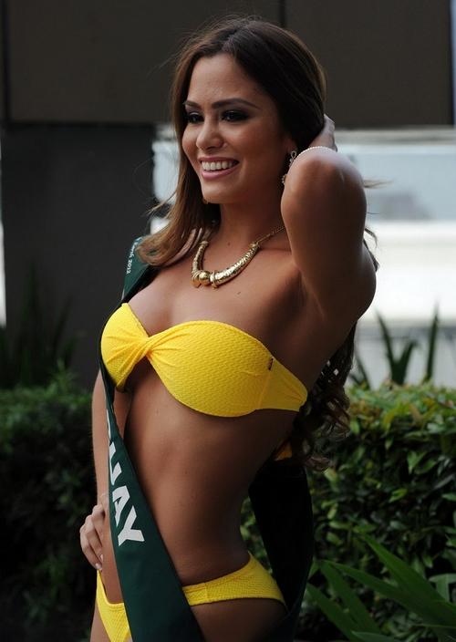 Мисс Планета 2012