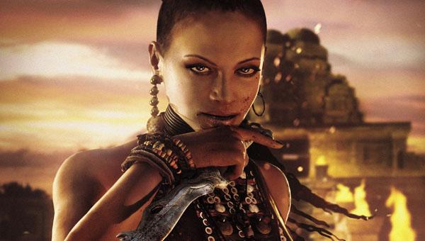 Цитра - предвадительница Ракят из Far Cry 3