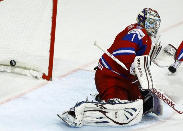 Хоккей, Россия - Финландия 2013