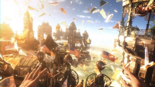 Беззаботный и идеальный город Колумбия (Bioshock Infinite)