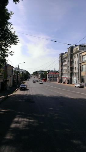 Киров, ул. Ленина