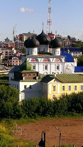 Киров, Трифонов монастырь