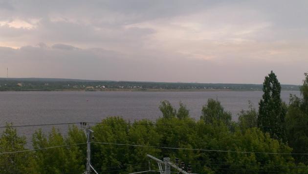 Кама, Пермь